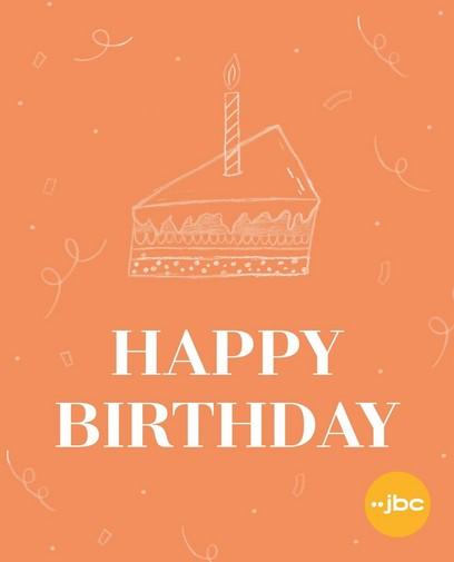 Digitale JBC-cadeaubon Verjaardag