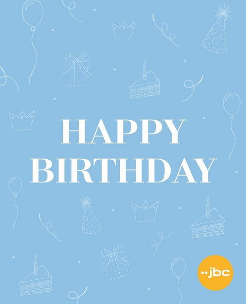 Digitale JBC-cadeaubon - verjaardag - JBC