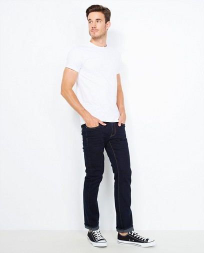 Fitted straight jeans BRANDON