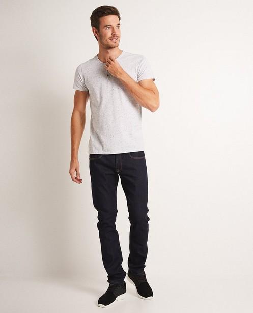Jeans bleu foncé SMITH - slim fit - JBC