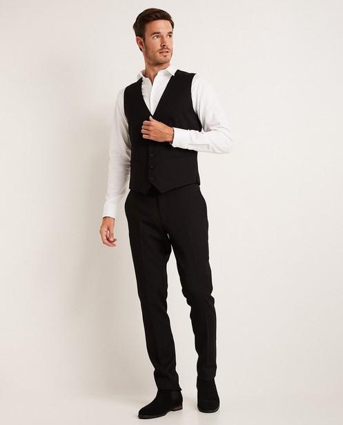 Gilet habillé - noir - JBC