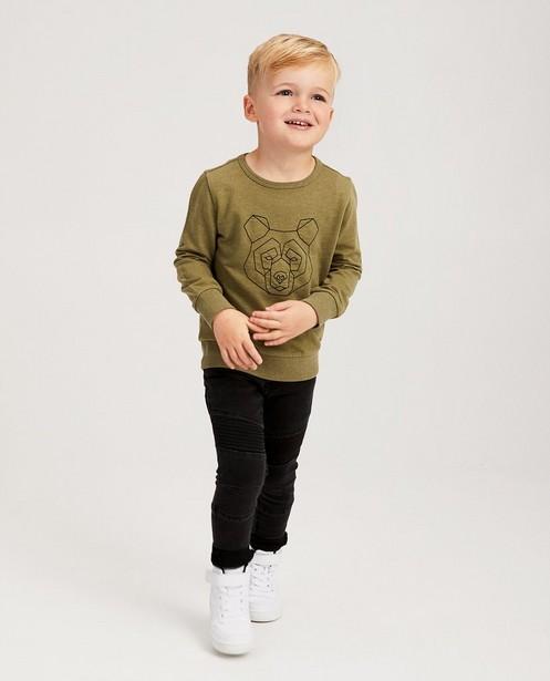 Skinny NOAH, 2-7 jaar - in zwart - JBC