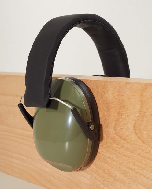 Kakigroene gehoorbescherming - koptelefoon - JBC