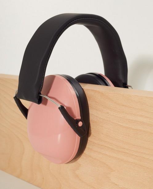 Roze gehoorbeschermers - koptelefoon - JBC