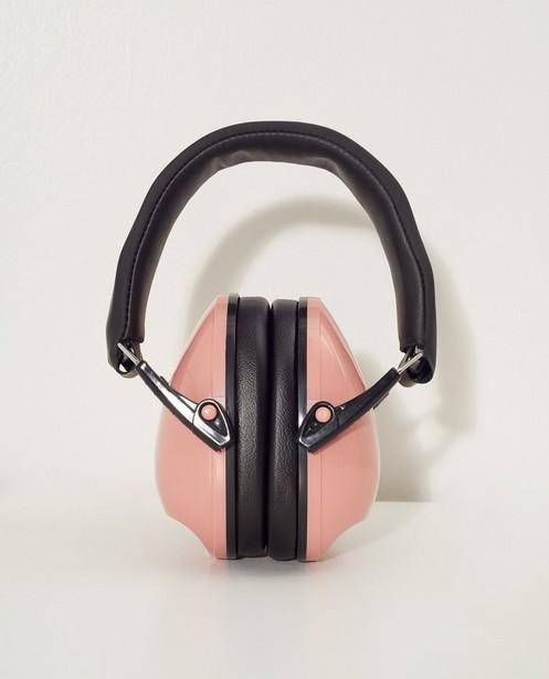 Breigoed - Roze gehoorbeschermers