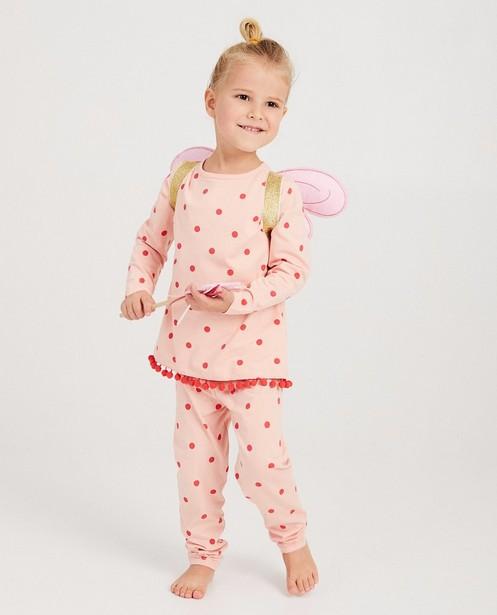 Livre + pyjama + accessoires FR - Ensemble Elfe Flora - Milla Star