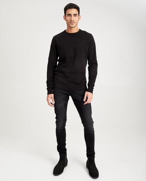Zwarte jeans - met wassing - JBC