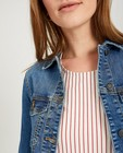 Blazers - Veste en jeans bleue Sora