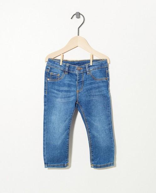 Pantalon bleu - taille ajustable - Cuddles and Smiles