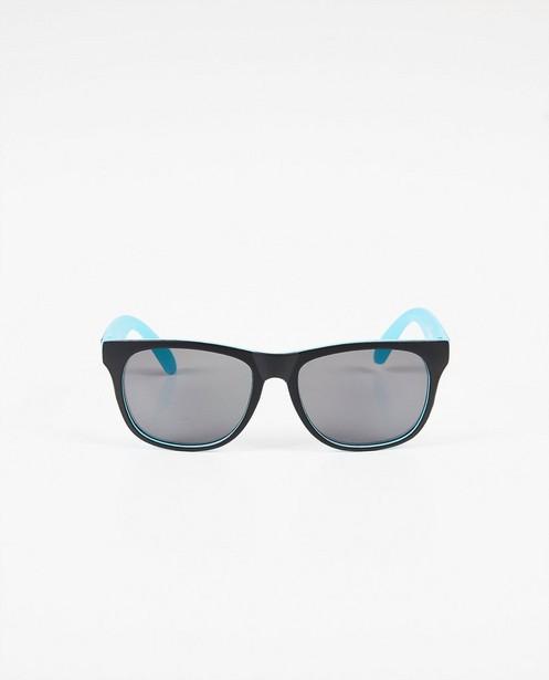 Zwart-blauwe zonnebril - kunststof - JBC