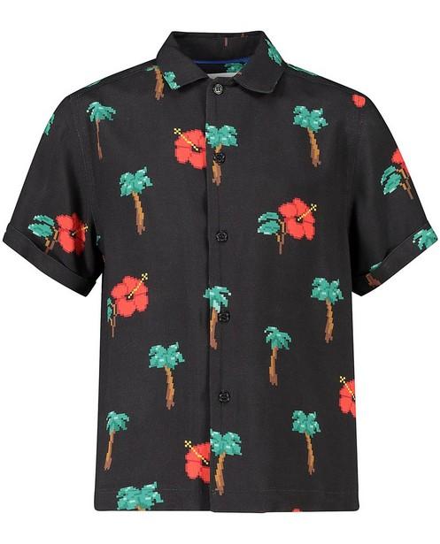 Chemises - Chemise noire Gers Pardoel