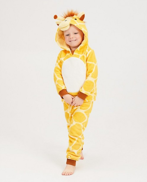 Dierenpak 'giraf' - pyjama - Kidz Nation