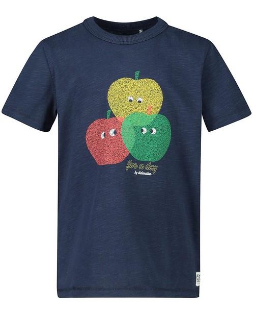 T-shirts - T-shirt vert, imprimé