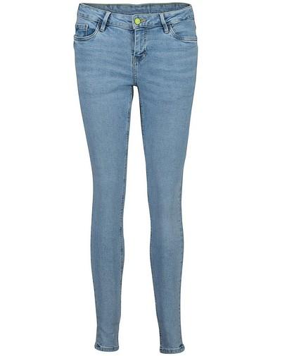 Blauwe jeans van biokatoen I AM