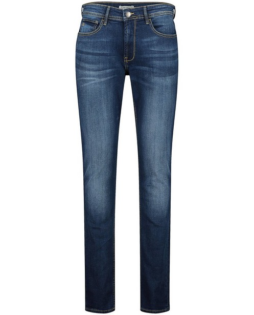 Blauwe slim fit jeans Smith - met stretch - JBC