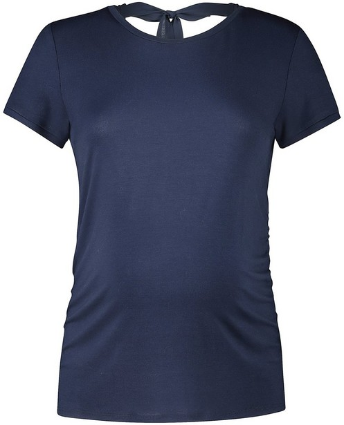 T-shirt bleu JoliRonde - grossesse - Joli Ronde