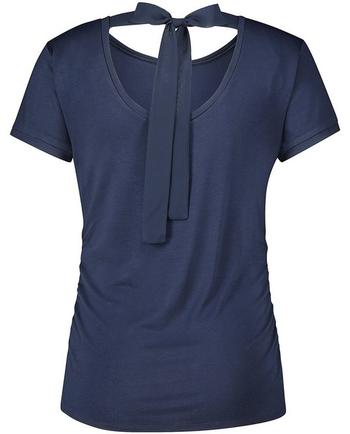 T-shirts - T-shirt bleu JoliRonde