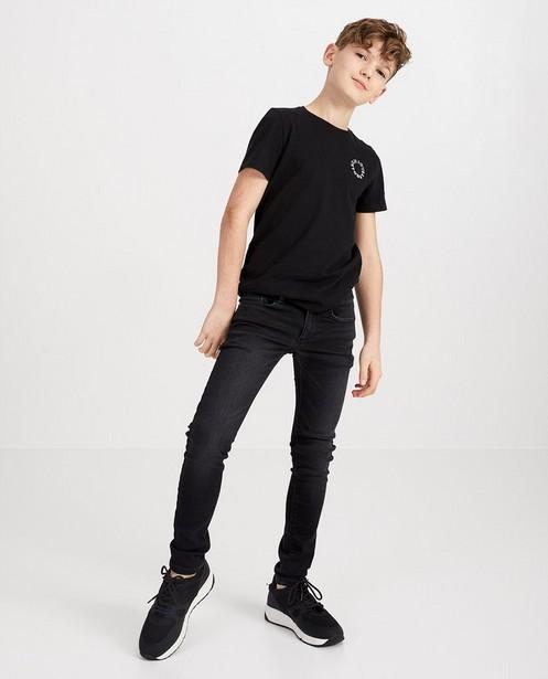 Skinny noir JOEY, 7-14 ans - stretch - JBC