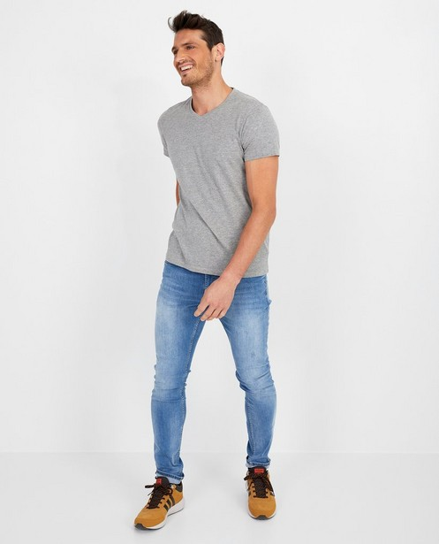 Jeans bleu Jimmy - stretch - Quarterback