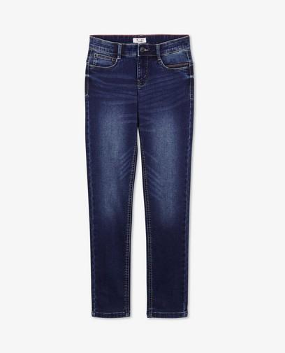 Sweat denim slim jeans Simon, 7-14 jaar