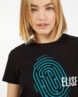 T-shirts - Zwart De Mol-shirt, Studio Unique