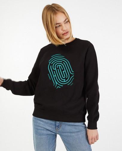 Zwarte De Mol-sweater, Studio Unique