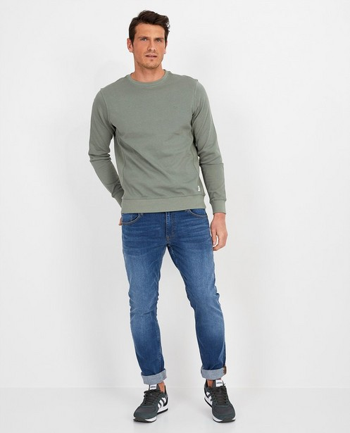 Blauwe slim jeans Rick - s.Oliver - Rick - S. Oliver