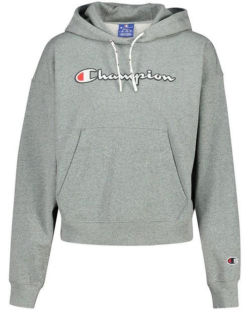 Grijze hoodie Champion - Comfort fit - Champion