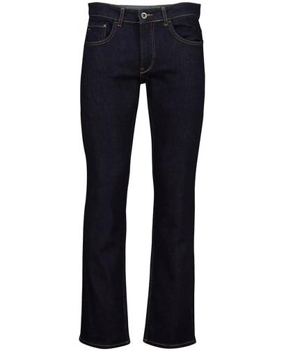 Blauwe straight jeans Brandon