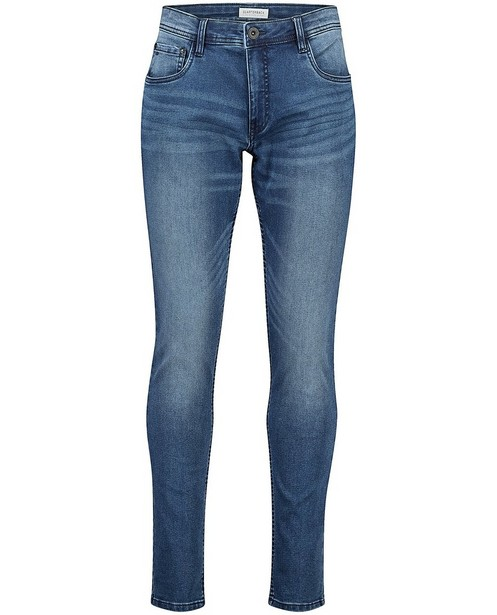 Jeans skinny bleu Jimmy - stretch - Quarterback