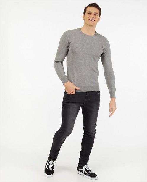 Zwarte skinny jeans Jimmy - stretch - Quarterback