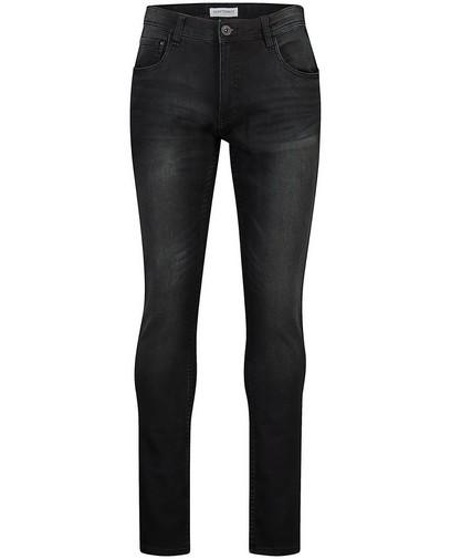Zwarte skinny jeans Jimmy