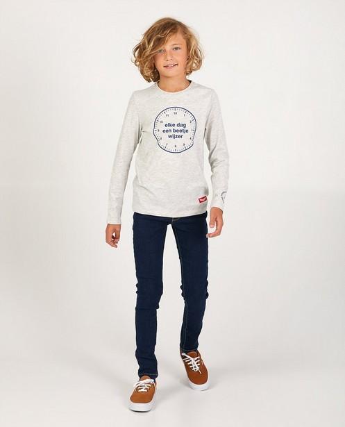 Jeans slim Simon BESTies, 7-14 ans - bleu - Besties