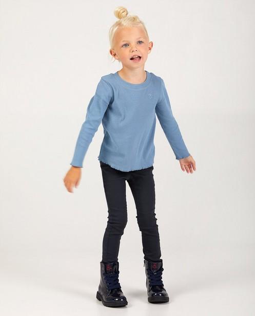 Pantalon bleu foncé BESTies - stretch - Besties
