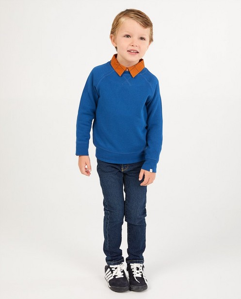 Jeans slim Simon BESTies, 2-7 ans - bleu - Besties