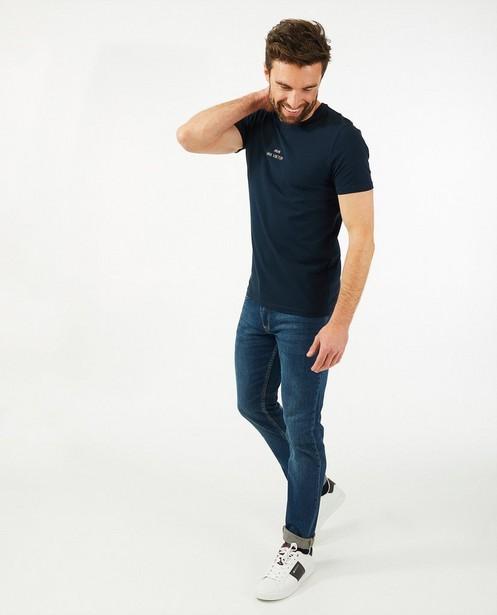 Heren T-shirt, Studio Unique - personaliseerbaar - JBC