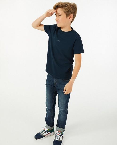 Unisex T-shirt kids, Studio Unique - personaliseerbaar - JBC