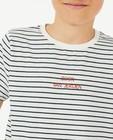 T-shirts - Wit unisex T-shirt, Studio Unique