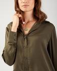 Hemden - Kakigroen hemd Sora