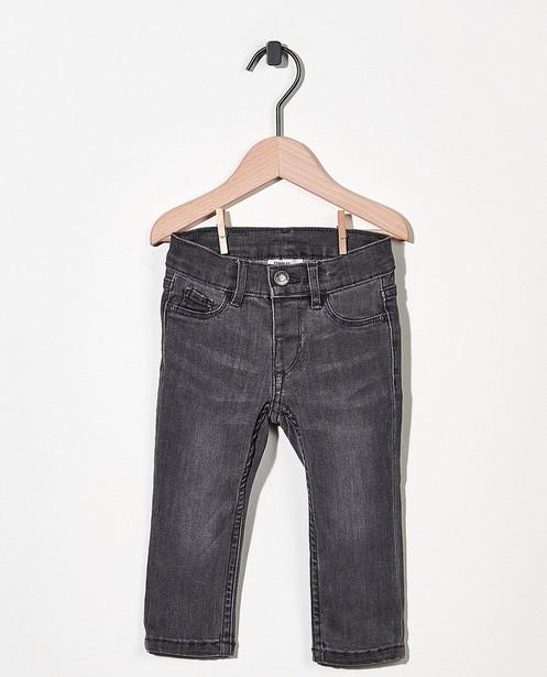Grijze jeans met stretch - van denim - Cuddles and Smiles