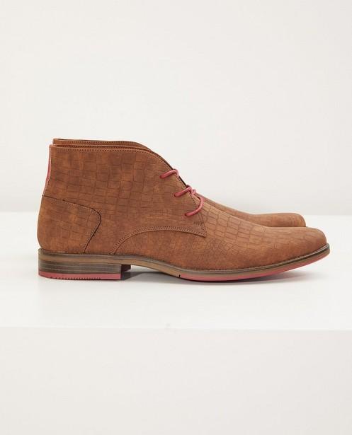 Chaussures brunes, pointure 40-46 - imprimé en relief - Sprox