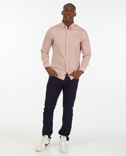 Jeans droit bleu foncé Brandon - fitted straight - JBC