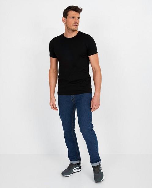 Regular jeans in blauw - Danny - Medium waist - JBC