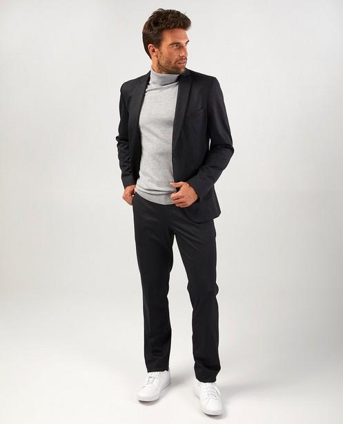 Pantalon de costume gris foncé - chiné - Iveo