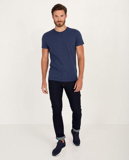 Jeans slim bleu foncé Smith - avec un peu de stretch - JBC