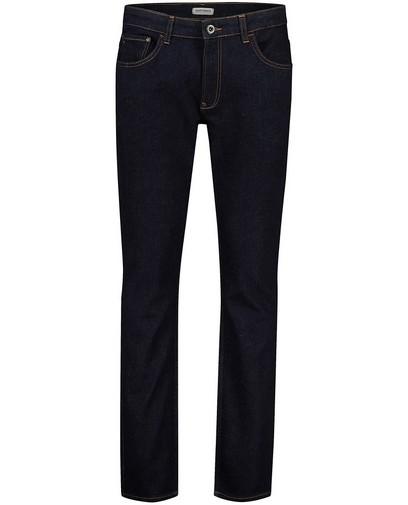 Donkerblauwe slim jeans Smith