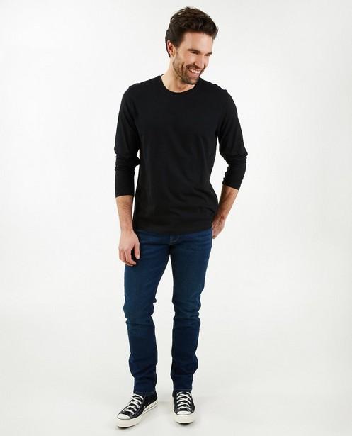 Jeans slim fit bleu foncé Smith - stretch - JBC