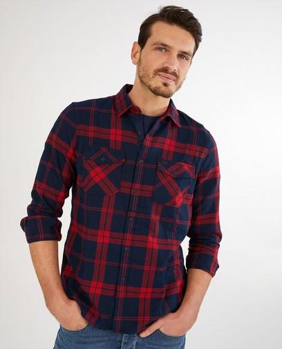 Chemise rouge à carreaux O'Neill