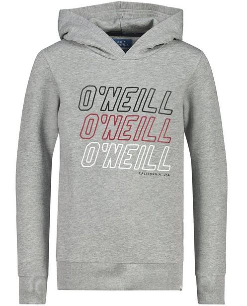 Hoodie gris O'Neill - à inscription - O'Neill