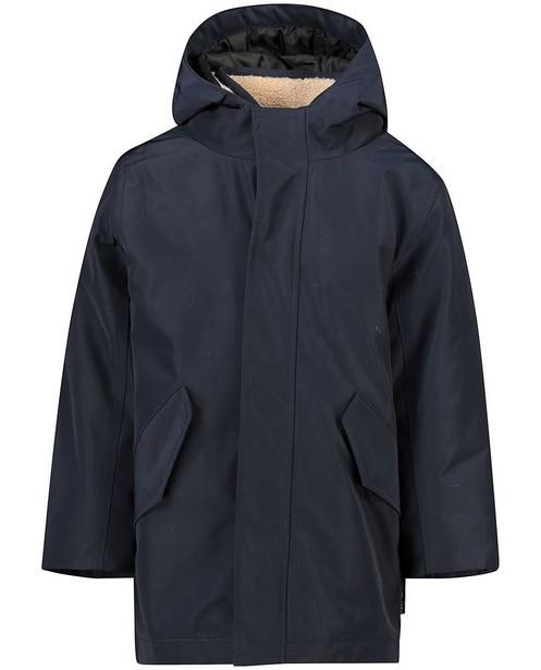 Manteau bleu 2 en 1 - partie intérieure détachable - JBC